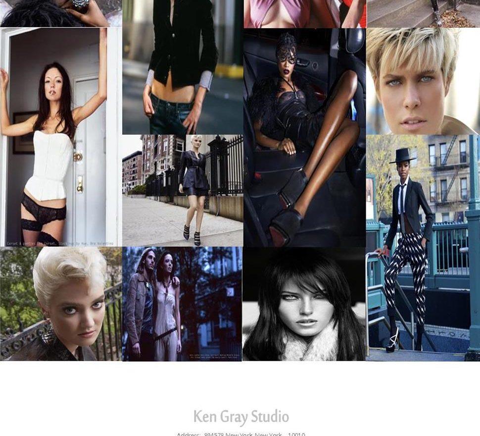 Ken Gray Studio Website