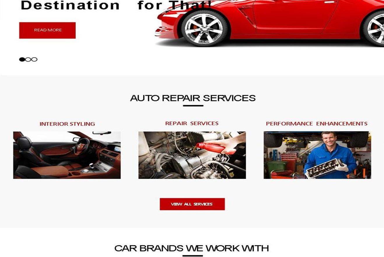 Pro Pit Auto Detail Website
