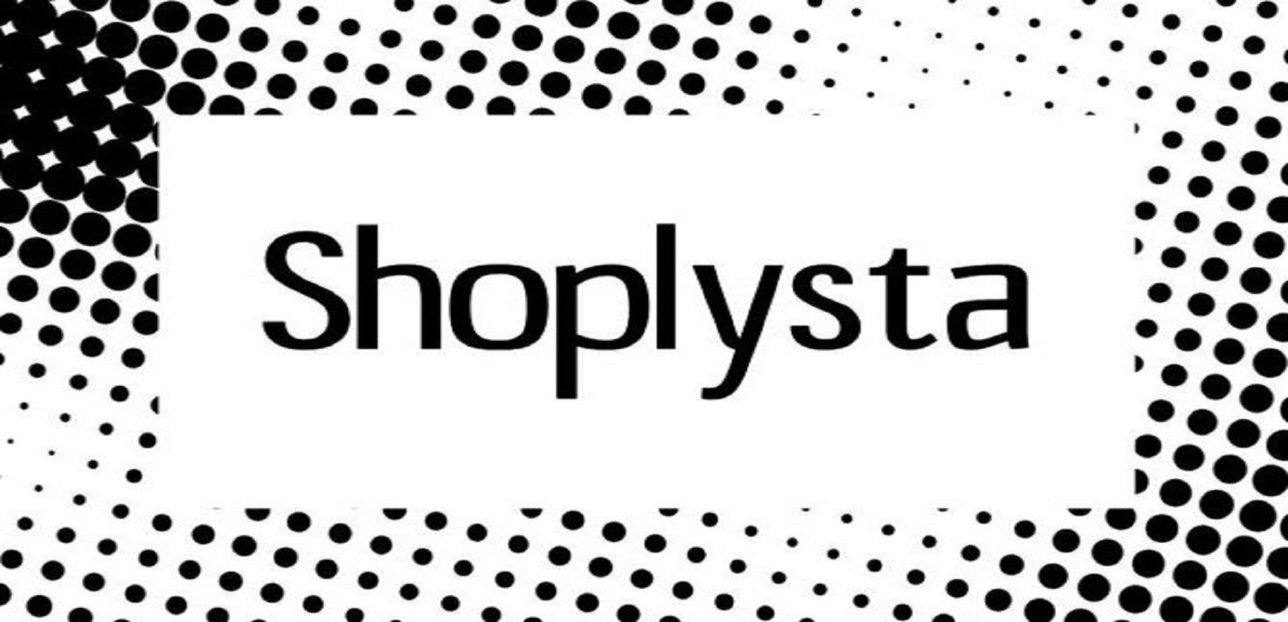Shoplysta Postcard Front